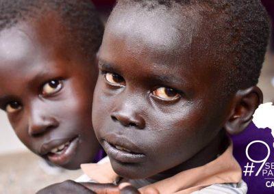 Marina Armida Sudán del Sur un grito de ayuda