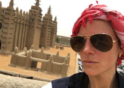 Marina Armida de viaje Africa
